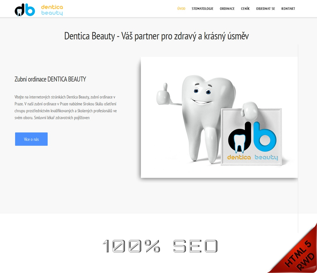 Reference webdesign-Dental Glamour01